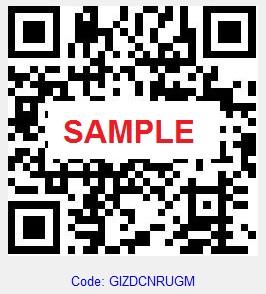 TINCheck QR Code